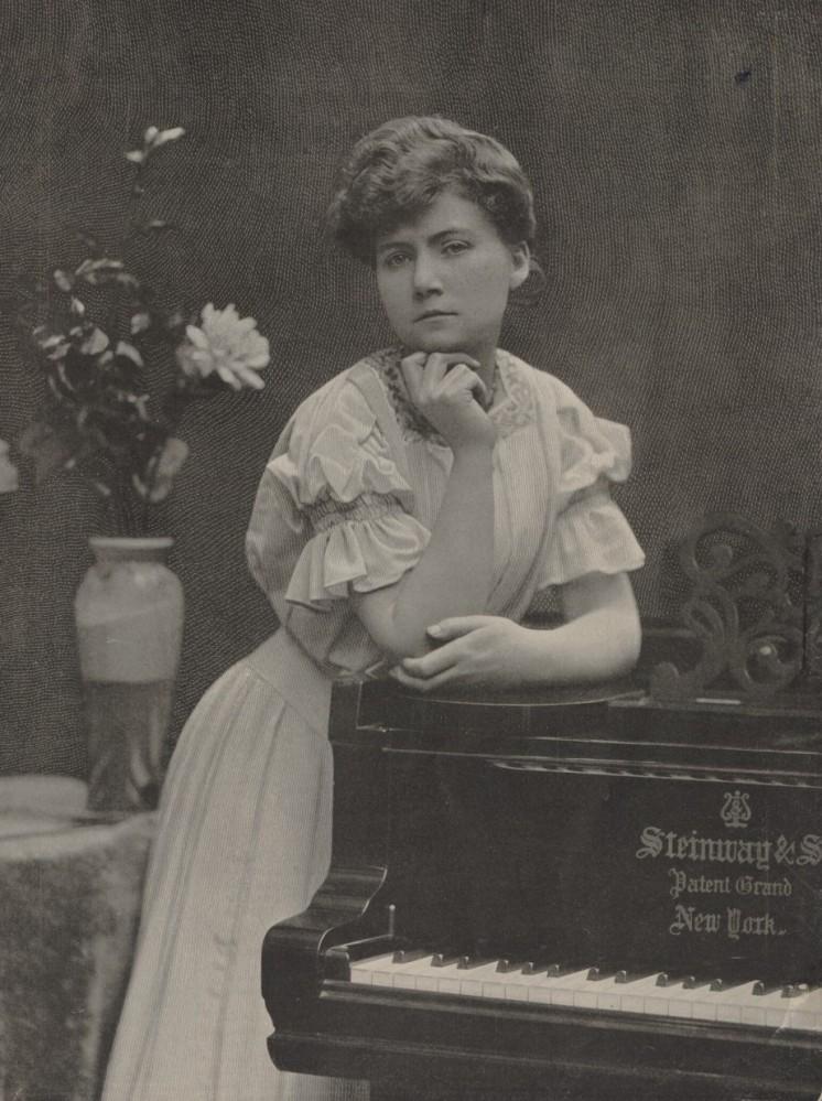 Magdeleine Thérèse Boucherit Le Faure