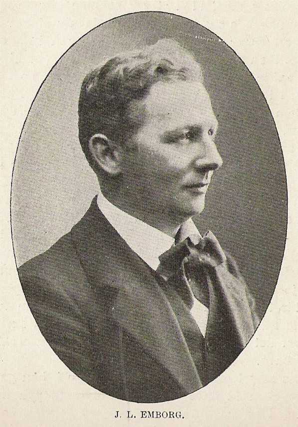 Jens Laursøn Emborg