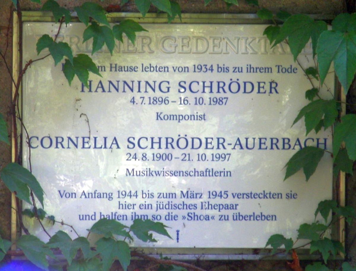 Hanning Schröder