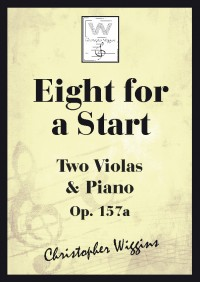 CHW472D • WIGGINS - Eight for a Start - Partitur und Stimmen