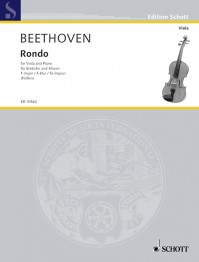 ED 10562 • BEETHOVEN - Rondo - Score and part