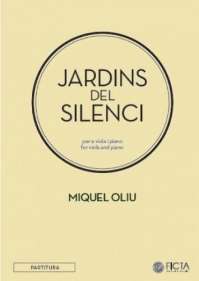 Jardins del silenci, für Bratsche und Klavier