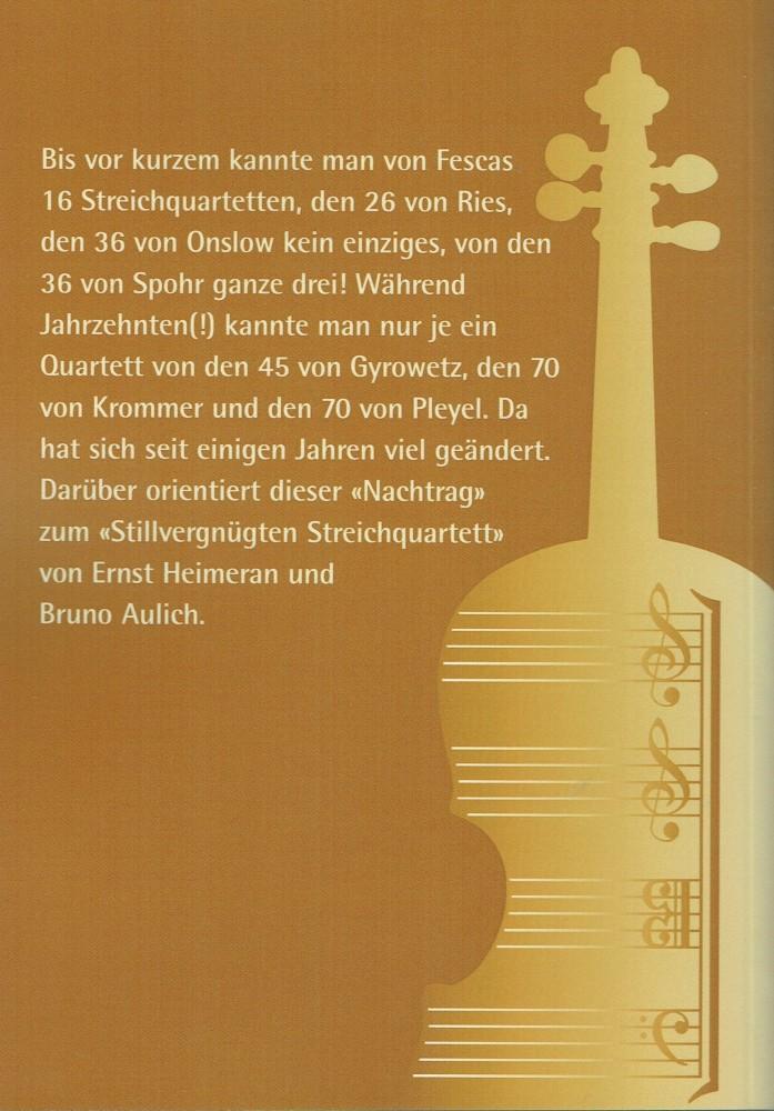 Was nicht im «Heimeran» steht (What is not written in «Heimeran»), Book