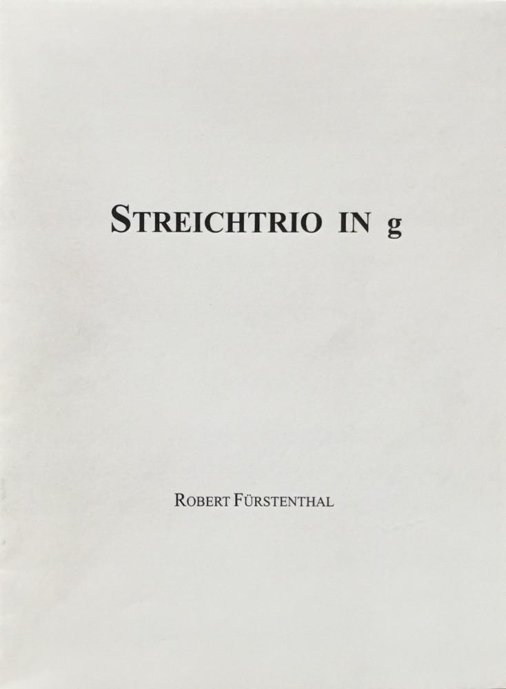 Trio, g-moll, op. 42 für Violine, Bratsche und Violoncello