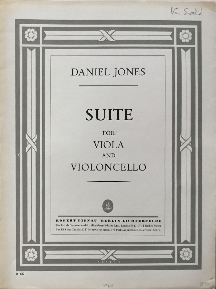 Suite für Bratsche und Violoncello