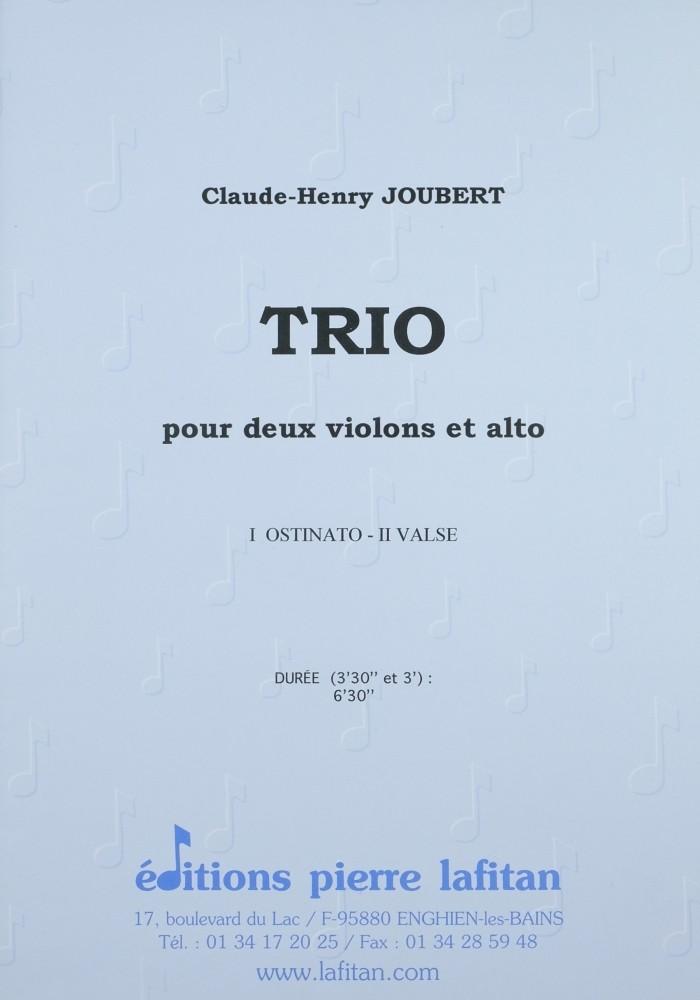 Trio für 2 Violinen und Bratsche