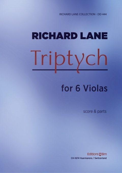 Triptych, für 6 Bratschen