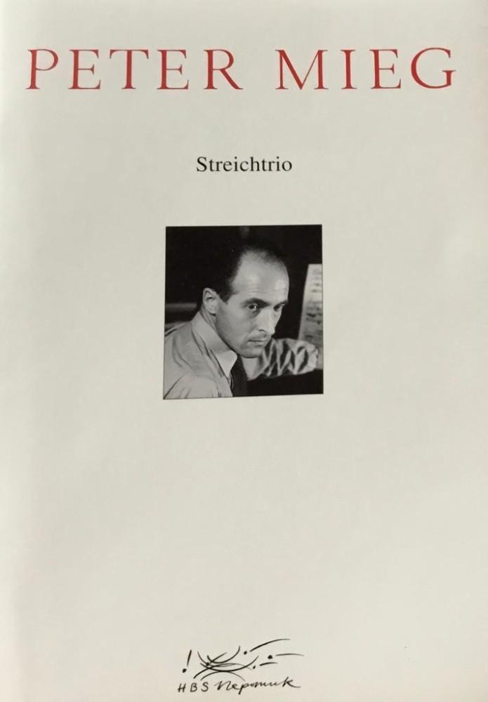 Trio für Violine, Bratsche und Violoncello