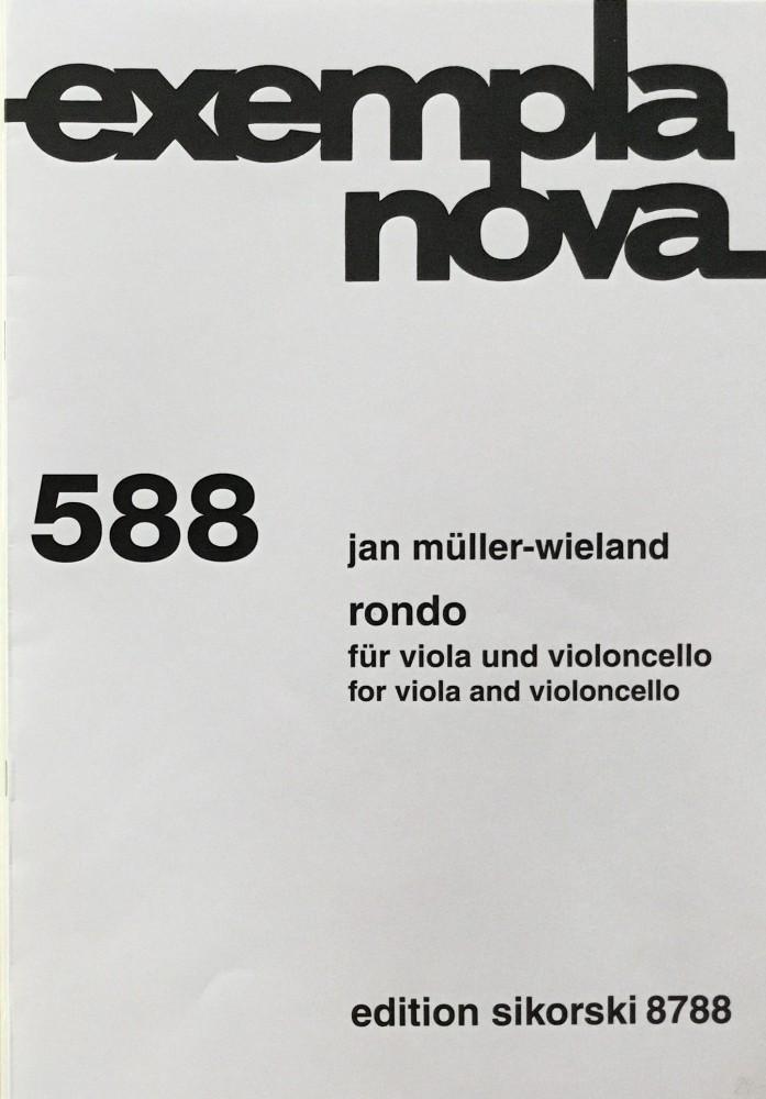 Rondo für Bratsche und Violoncello