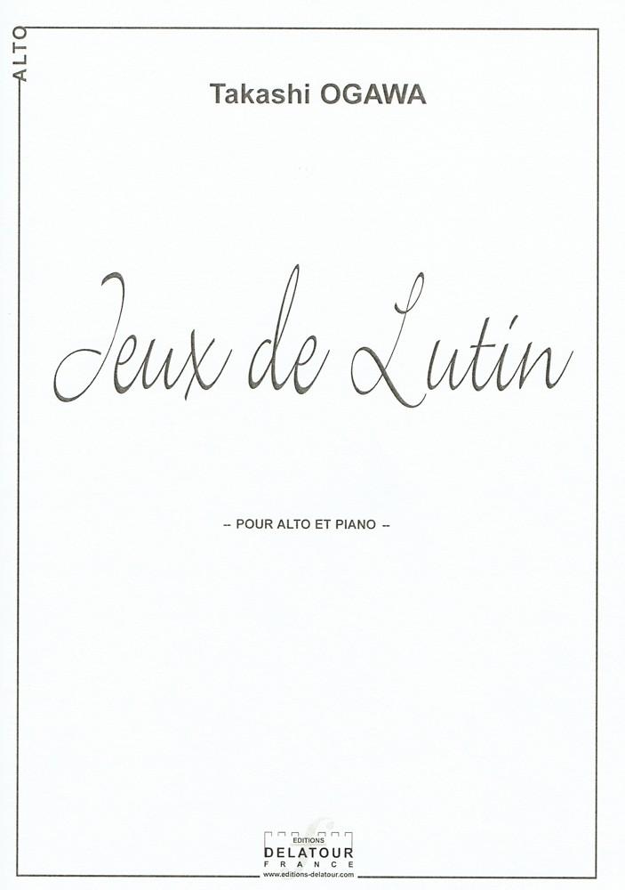 Jeux de lutin, für Bratsche und Klavier