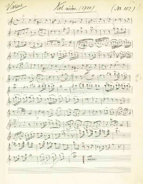 Arie aus Otello (Rossini), für Bratsche