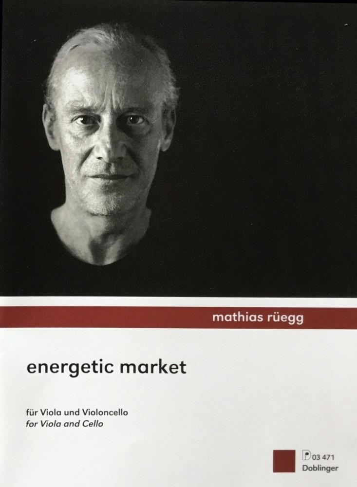 Energetic Market, für Bratsche und Violoncello