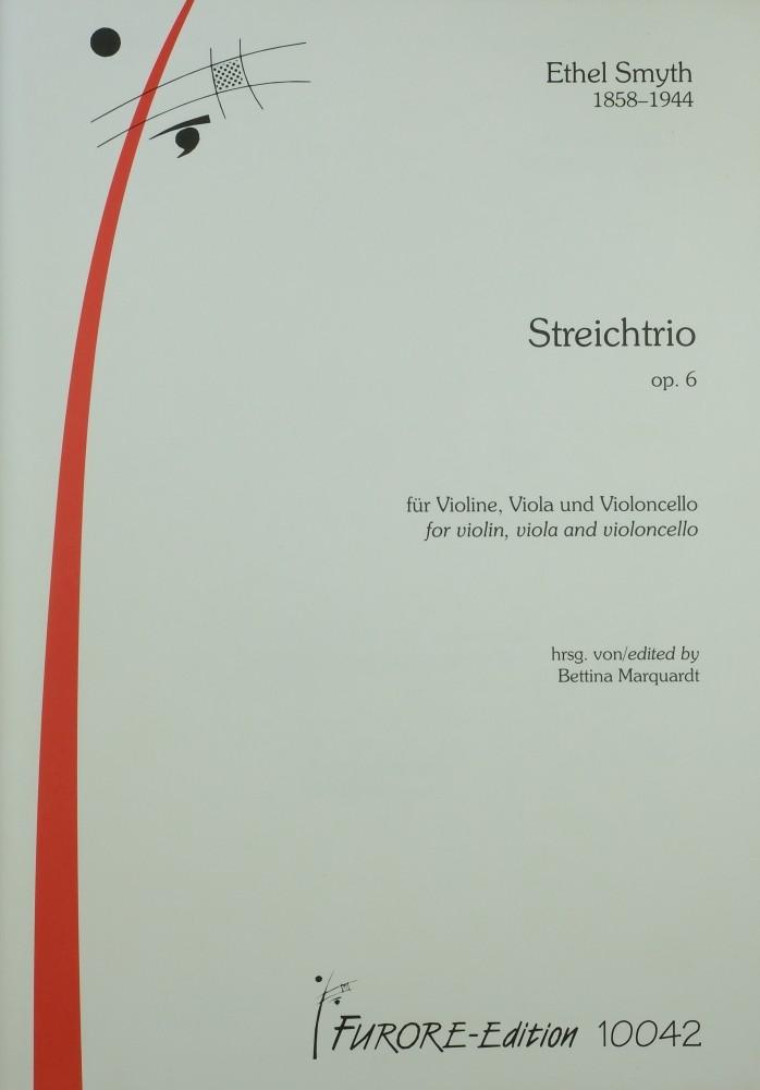 Trio D-Dur, op. 6, für Violine, Bratsche und Violoncello
