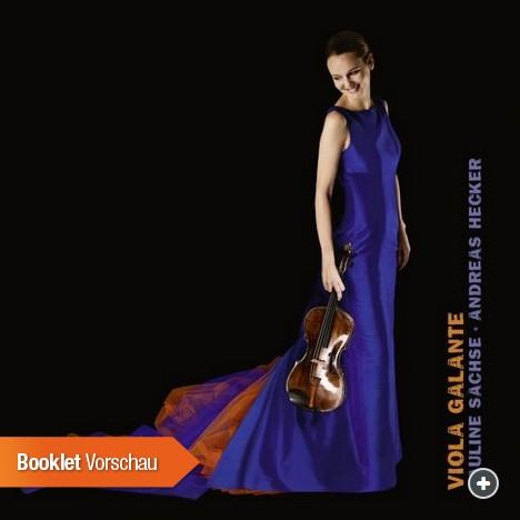 Sonate D-dur, für Bratsche und Cembalo (Violoncello ad lib.)