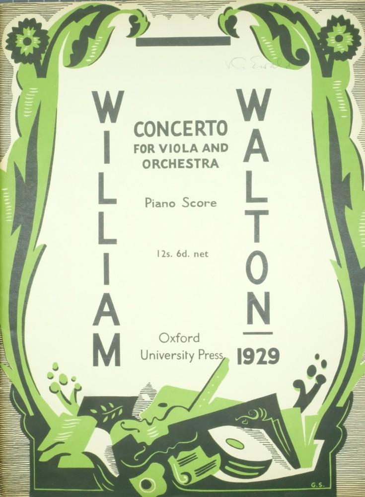 Konzert für Bratsche und Orchester
